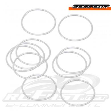 Tubo de Silicone p/ Comb. Global (Azul) 100cm