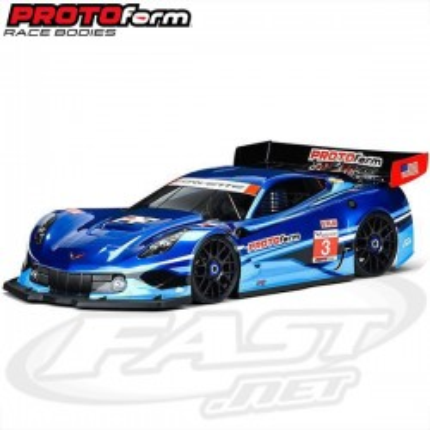Bolha GT 1/8  Corvette C7 Protoform