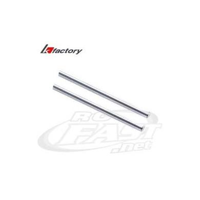 Molas de Suspensão Dianteira MiniZ MR03 PN Racing