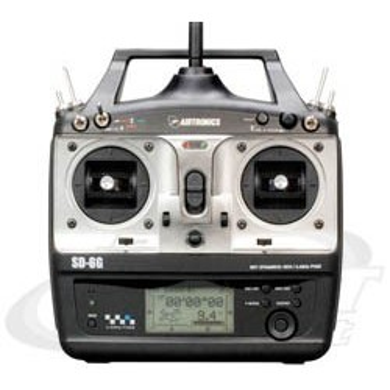 Rádio Airtronics SD-6G 2.4 GHz