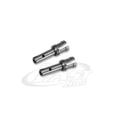 Pack de Bateria Lipo 7,4V 2500mAh Flat - LRP