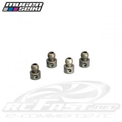 Engrenagens Micro Servo S75 p/ Blade 400