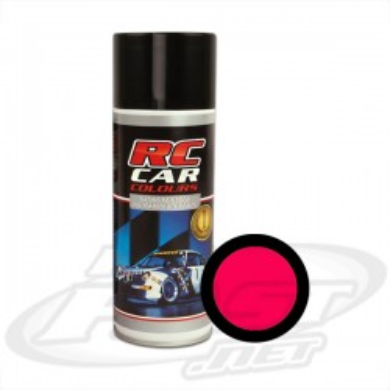 Tinta Spray RC CAR - Vermelho Fluor