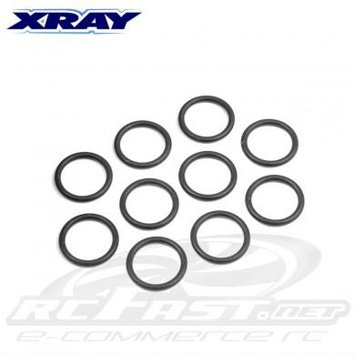 Tubo de Silicone Cinza Titan RC