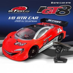IGT8 Car 1/8 Brushless RTR