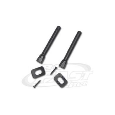 Conector T-Plug 2 Pinos (Macho/Fêmea)