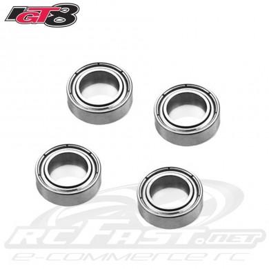 Pack de Bateria  Lipo 7,4V 2100mAh Hump - Venom
