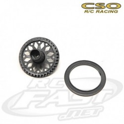 Pulley Dianteiro 38T CSO
